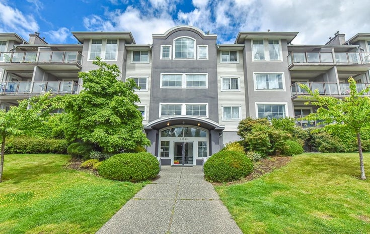305 33599 2ND AVENUE - Mission BC Apartment/Condo for sale, 2 Bedrooms (R2613682)
