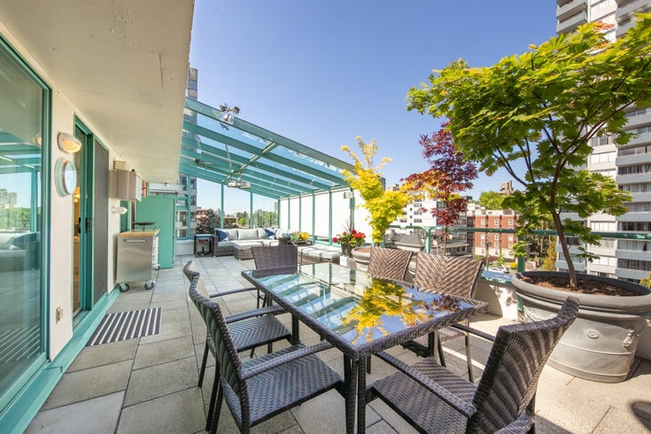 703 1132 HARO STREET - West End VW Apartment/Condo for sale, 2 Bedrooms (R2613741)