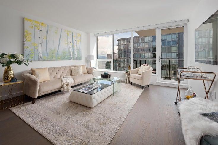 2403 620 CARDERO STREET - Coal Harbour Apartment/Condo for sale, 3 Bedrooms (R2613755)