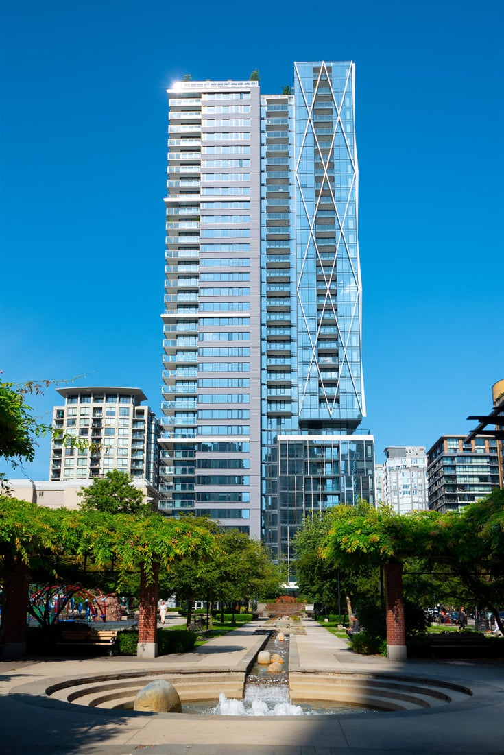 2601 1111 RICHARDS STREET - Yaletown Apartment/Condo for sale, 1 Bedroom (R2613772)