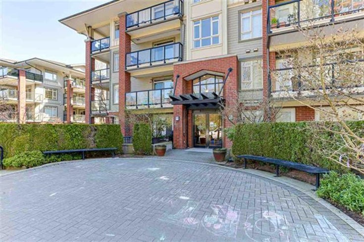 403 200 CAPILANO ROAD - Port Moody Centre Apartment/Condo for sale, 2 Bedrooms (R2613800)