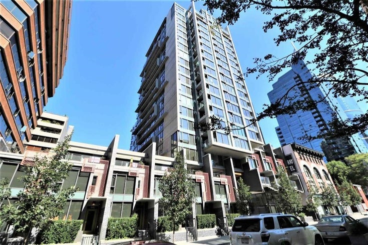 1304 1133 HORNBY STREET - Downtown VW Apartment/Condo for sale, 2 Bedrooms (R2613805)