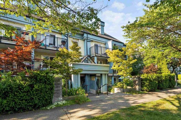 103 863 W 16TH AVENUE - Fairview VW Apartment/Condo for sale, 1 Bedroom (R2613814)