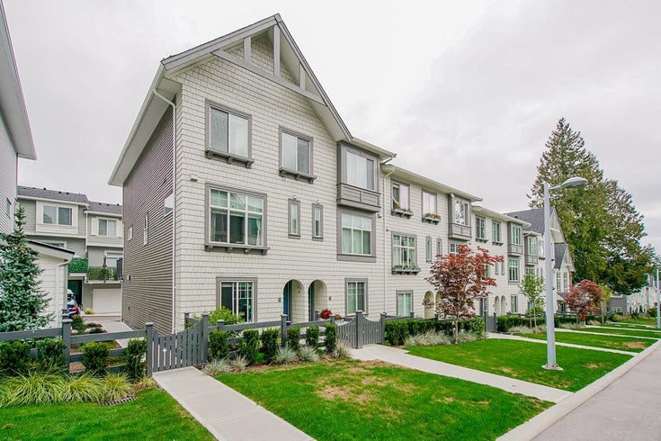 34 8168 136A STREET - Bear Creek Green Timbers Townhouse for sale, 4 Bedrooms (R2613863)
