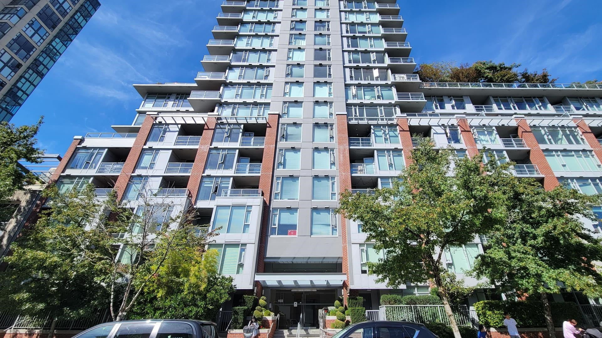 1307 1133 HOMER STREET - Yaletown Apartment/Condo for sale, 1 Bedroom (R2613894) - #1
