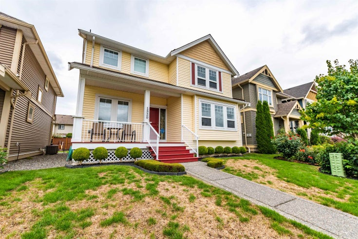1520 MACKAY CRESCENT - Agassiz House/Single Family for sale, 4 Bedrooms (R2613918)