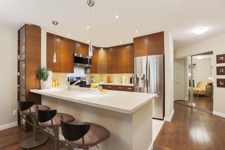 209 2800 CHESTERFIELD AVENUE - Upper Lonsdale Apartment/Condo for sale, 1 Bedroom (R2613924)
