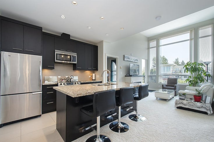 423 2970 KING GEORGE BOULEVARD - King George Corridor Apartment/Condo for sale, 2 Bedrooms (R2613988)