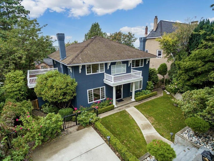 4861 ANGUS DRIVE - Shaughnessy House/Single Family for sale, 5 Bedrooms (R2613991)