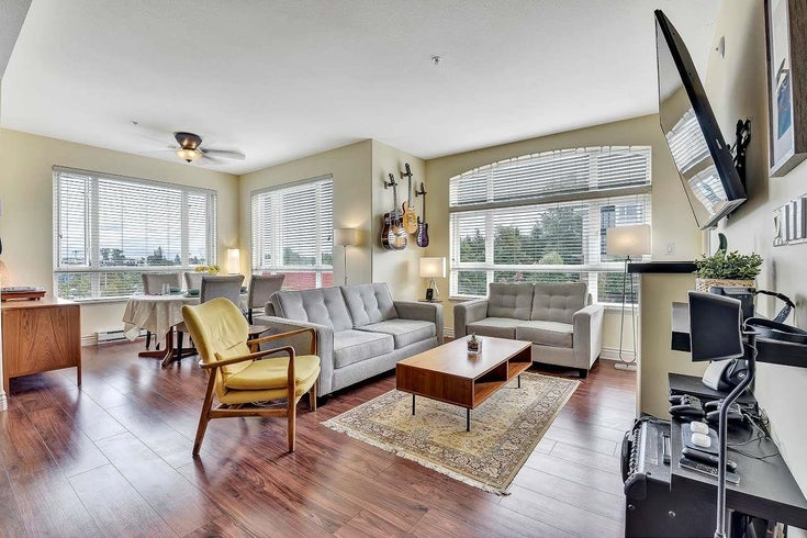 322 2970 KING GEORGE BOULEVARD - King George Corridor Apartment/Condo for sale, 2 Bedrooms (R2613995)