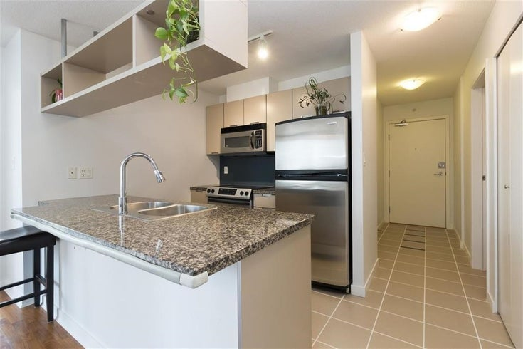 808 1082 SEYMOUR STREET - Downtown VW Apartment/Condo for sale, 2 Bedrooms (R2614016)