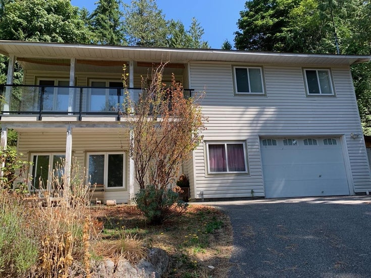 5055 PARKVIEW ROAD - Pender Harbour Egmont House/Single Family for sale, 3 Bedrooms (R2614060)