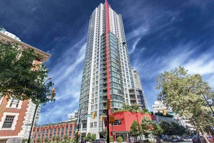 2501 1211 MELVILLE STREET - Coal Harbour Apartment/Condo for sale, 2 Bedrooms (R2614080)