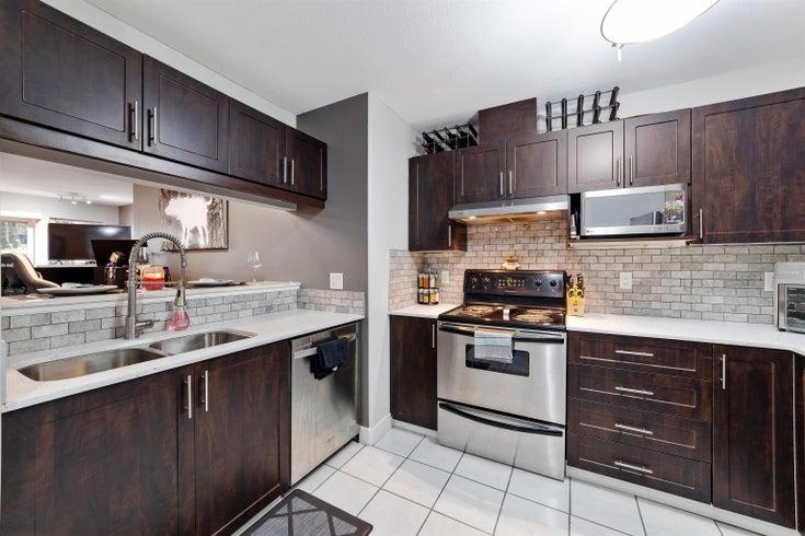 106 1558 GRANT AVENUE - Glenwood PQ Apartment/Condo for sale, 1 Bedroom (R2614101)