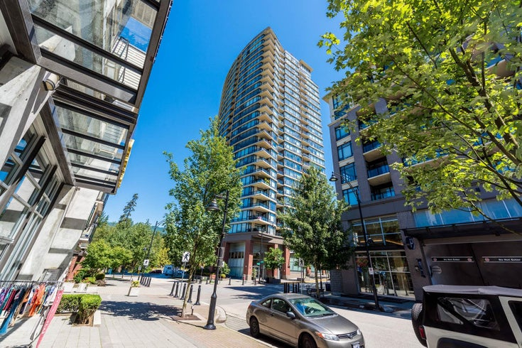 2303 110 BREW STREET - Port Moody Centre Apartment/Condo for sale, 2 Bedrooms (R2614119)