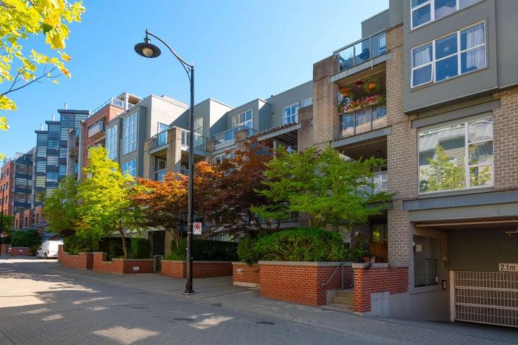 305 2288 MARSTRAND AVENUE - Kitsilano Apartment/Condo for sale, 2 Bedrooms (R2614142)