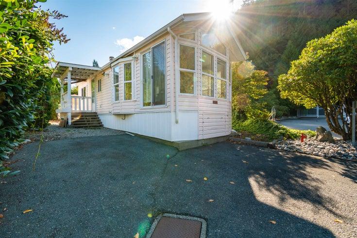 34 14600 MORRIS VALLEY ROAD - Lake Errock Manufactured for sale, 1 Bedroom (R2614152)