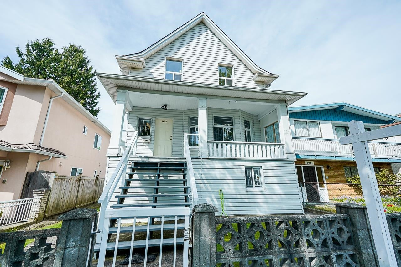 2075 E 33RD AVENUE - Victoria VE House/Single Family for sale, 5 Bedrooms (R2614193) - #1
