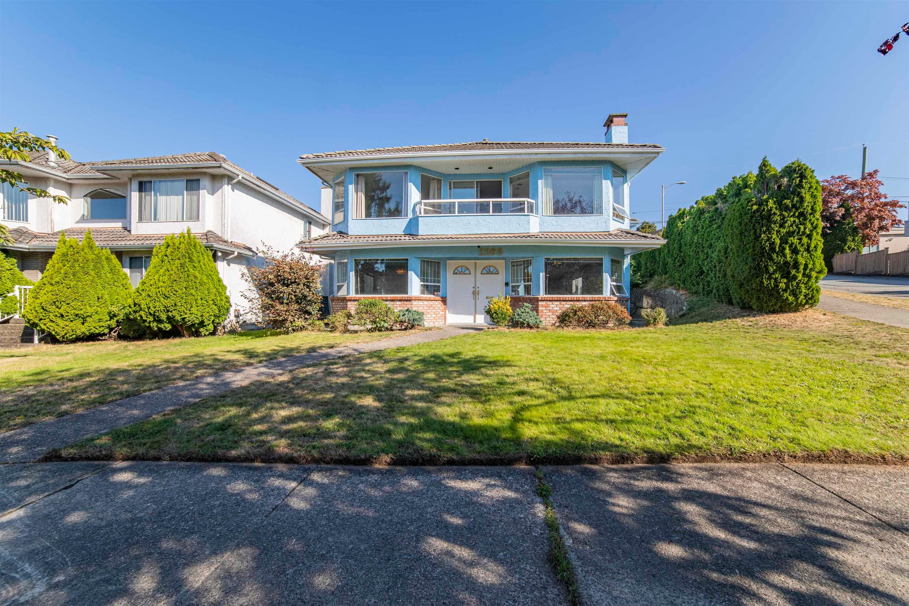 2265 BONACCORD DRIVE - Fraserview VE House/Single Family for sale, 5 Bedrooms (R2614224) - #1