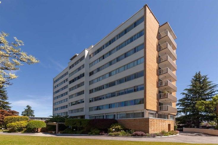 201 5926 TISDALL STREET - Oakridge VW Apartment/Condo for sale, 2 Bedrooms (R2614252)