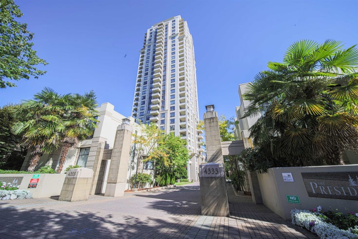 3001 4333 CENTRAL BOULEVARD - Metrotown Apartment/Condo for sale, 3 Bedrooms (R2614259)