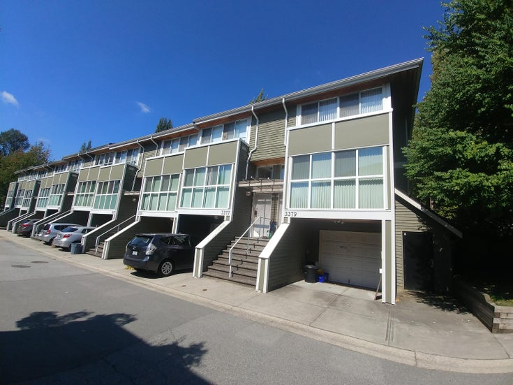 3379 FIELDSTONE AVENUE - Champlain Heights Townhouse for sale, 3 Bedrooms (R2614268)