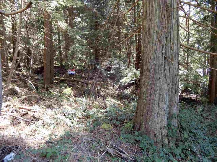 LOT 2 FORIN ROAD - Keats Island for sale(R2614283)