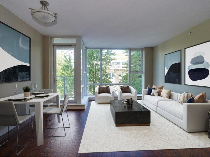 305 550 PACIFIC STREET - Yaletown Apartment/Condo for sale, 2 Bedrooms (R2614364)