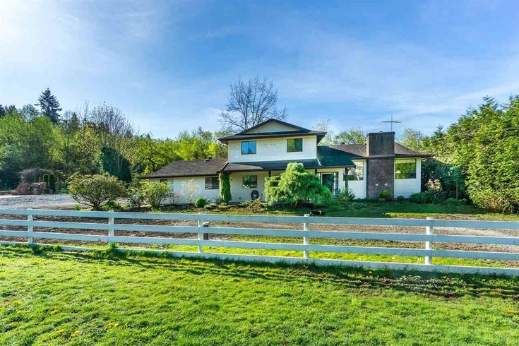 21780 18 AVENUE - Campbell Valley House/Single Family for sale, 5 Bedrooms (R2614386)