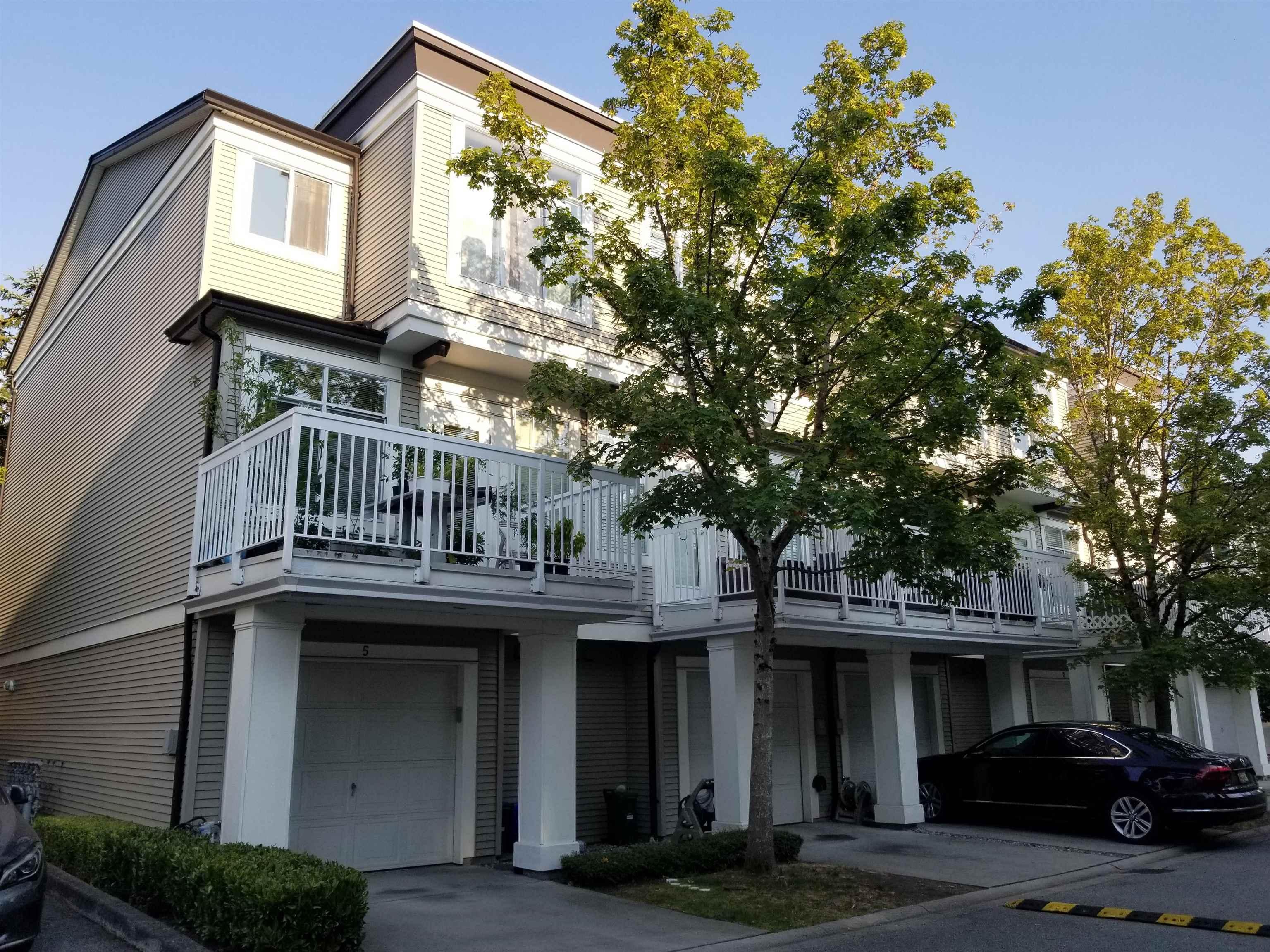 5 6333 NO. 1 ROAD - Terra Nova Townhouse for sale, 3 Bedrooms (R2614406)