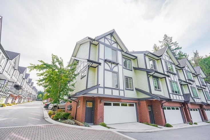23 11188 72 AVENUE - Sunshine Hills Woods Townhouse for sale, 3 Bedrooms (R2614410)