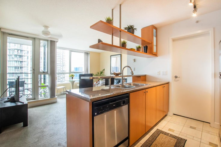 3007 1495 RICHARDS STREET - Yaletown Apartment/Condo for sale, 1 Bedroom (R2614457)