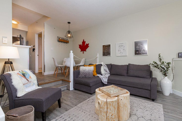 219 4369 MAIN STREET - Whistler Village Apartment/Condo for sale, 1 Bedroom (R2614489)