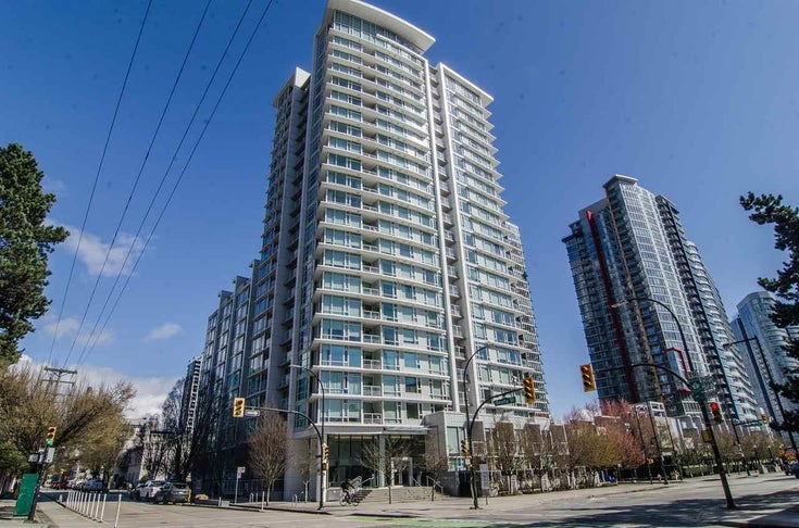 1603 161 W GEORGIA STREET - Downtown VW Apartment/Condo for sale, 1 Bedroom (R2614503)