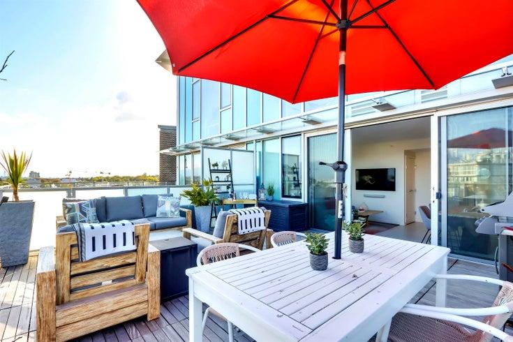 605 2508 WATSON STREET - Mount Pleasant VE Apartment/Condo for sale, 2 Bedrooms (R2614549)