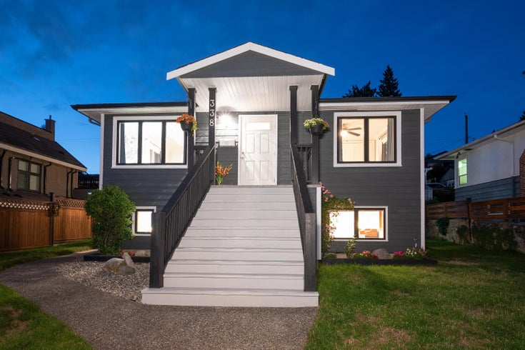 338 E 25TH STREET - Upper Lonsdale House/Single Family for sale, 4 Bedrooms (R2614581)