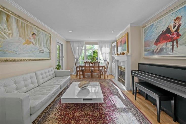 215 1001 W 43RD AVENUE - South Granville Apartment/Condo for sale, 1 Bedroom (R2614598)