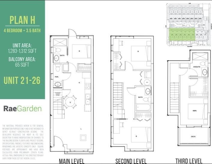 21 3645 RAE AVENUE - Collingwood VE Townhouse for sale, 4 Bedrooms (R2614623) - #1