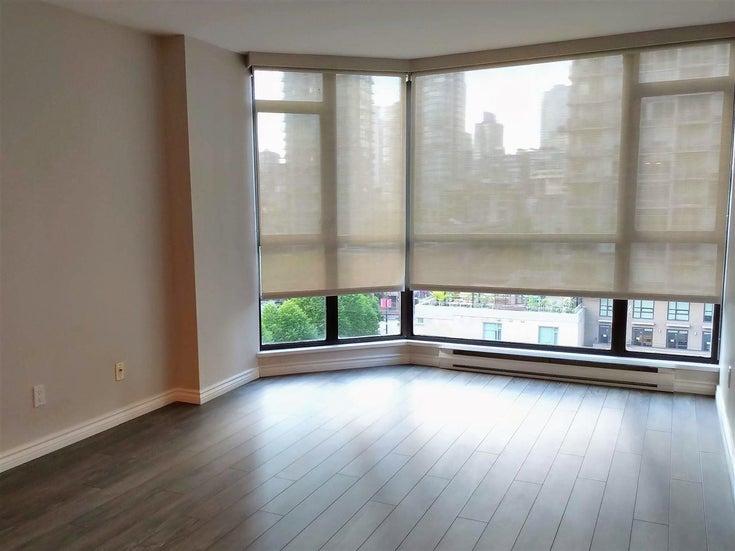 704 888 HAMILTON STREET - Downtown VW Apartment/Condo for sale, 1 Bedroom (R2614633)