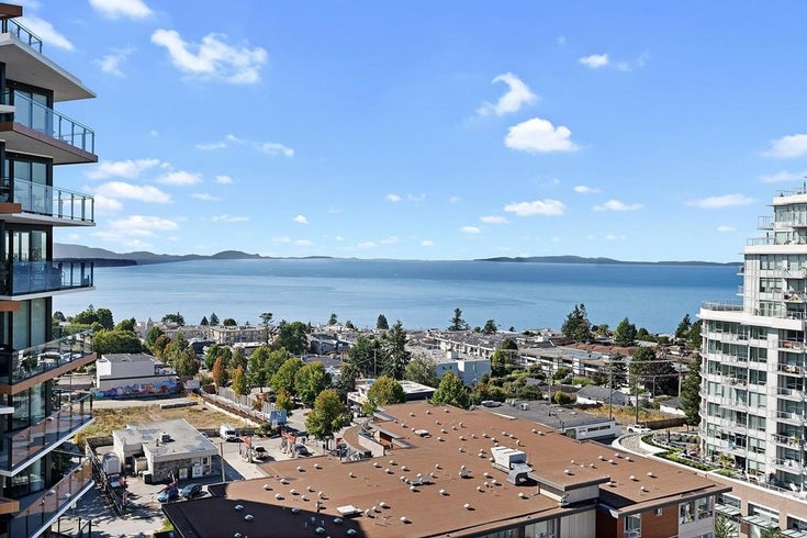 1607 1455 GEORGE STREET - White Rock Apartment/Condo for sale, 3 Bedrooms (R2614637)