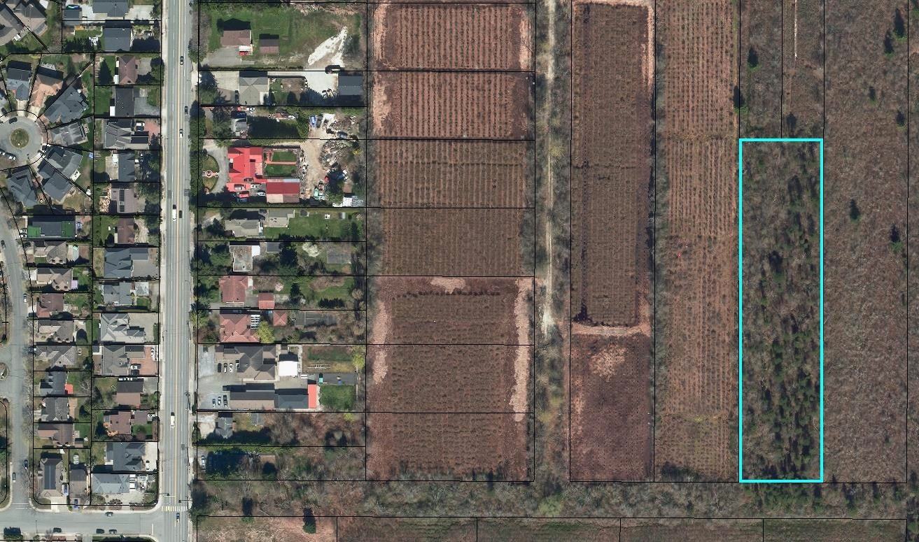 LOT F BLUNDELL ROAD - McLennan for sale(R2614666)