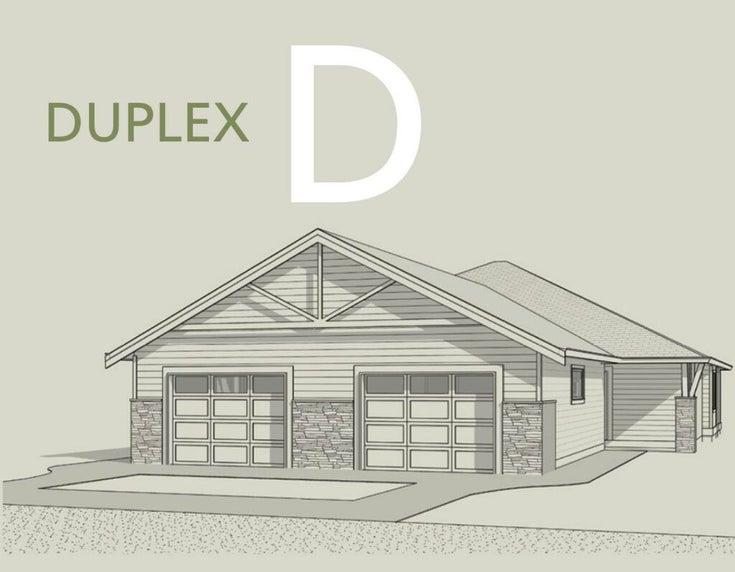 811 GERUSSI LANE - Gibsons & Area 1/2 Duplex for sale, 2 Bedrooms (R2614676)