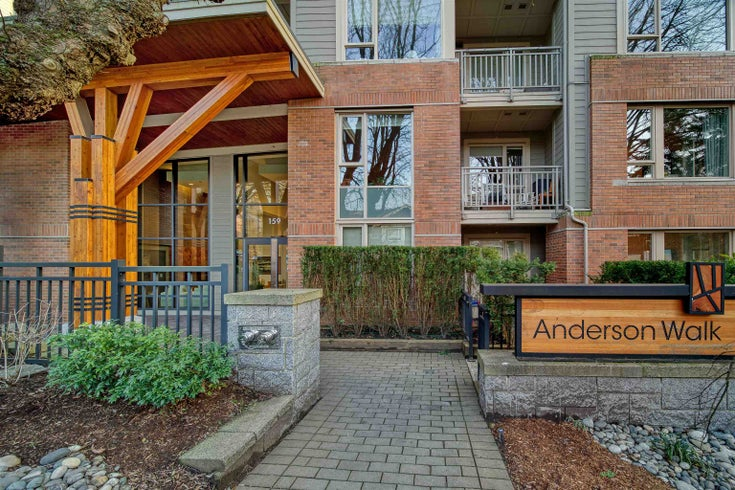208 159 W 22ND STREET - Central Lonsdale Apartment/Condo for sale, 1 Bedroom (R2614688)