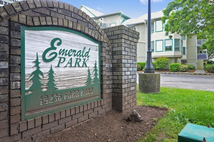 113 19236 FORD ROAD - Central Meadows Apartment/Condo for sale, 2 Bedrooms (R2614696)