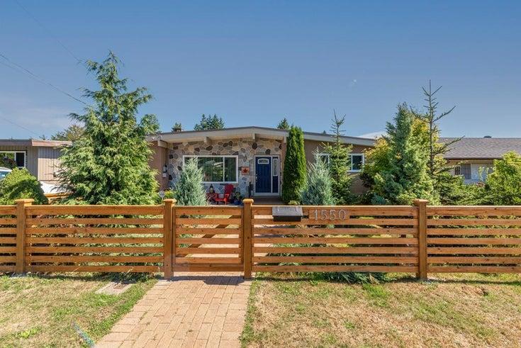 1550 LANCASTER STREET - White Rock House/Single Family for sale, 3 Bedrooms (R2614725)