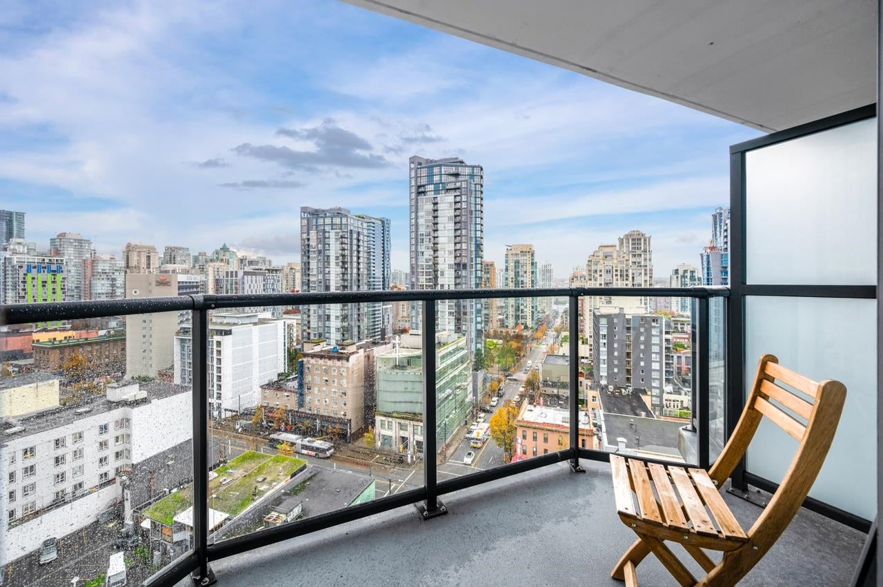 1601 1212 HOWE STREET - Downtown VW Apartment/Condo for sale, 1 Bedroom (R2614732) - #1