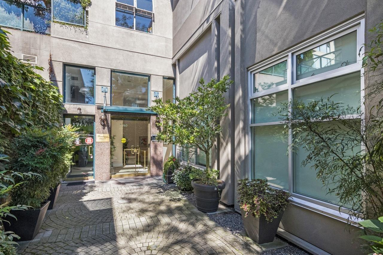 301 1765 MARINE DRIVE - Ambleside Apartment/Condo for sale, 2 Bedrooms (R2614752) - #24