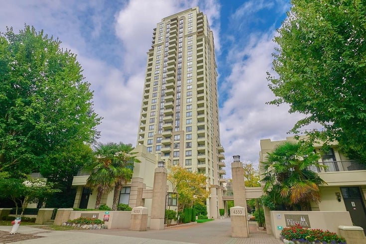 2102 4333 CENTRAL BOULEVARD - Metrotown Apartment/Condo for sale, 2 Bedrooms (R2614755)