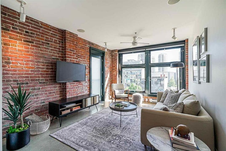 601 53 W HASTINGS STREET - Downtown VW Apartment/Condo for sale, 1 Bedroom (R2614764)