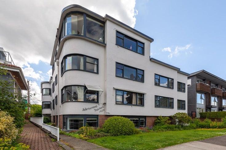 204 1420 ARBUTUS STREET - Kitsilano Apartment/Condo for sale, 1 Bedroom (R2614788)
